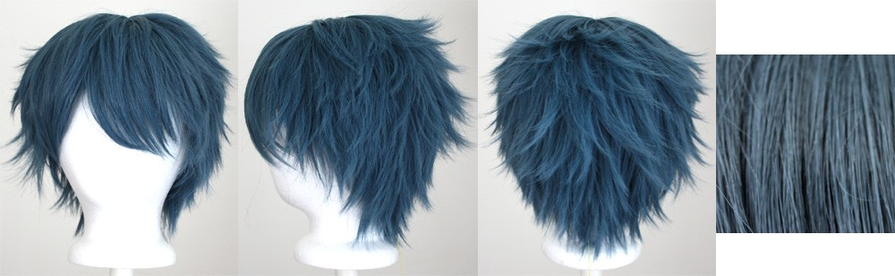 how to fix a messy cosplay wig