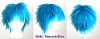 Shiki - Peacock Blue