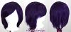 Yuki - Plum Purple