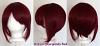 Hotaru - Burgundy Red