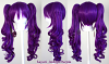 Sayuri - Indigo Purple