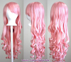 Ayumi - Cotton Candy Pink
