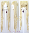 Miku - Flaxen Blonde