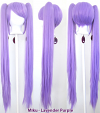 Miku - Lavender Purple