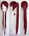 Yoko - Burgundy Red