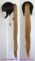 Long Straight Clip - Hazelnut Brown