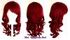 Mei - Burgundy Red