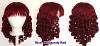 Risa - Burgundy Red