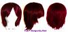 Yuki - Burgundy Red
