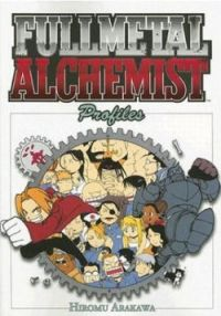 Fullmetal Alchemist Manga Profiles 1421507684