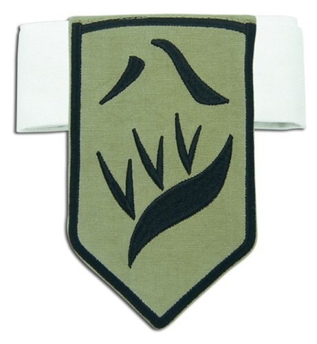 Bleach Squad 8 Lieutenant Badge cos7808