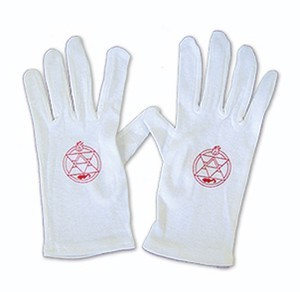 Fullmetal Alchemist Cosplay Gloves fmaglove