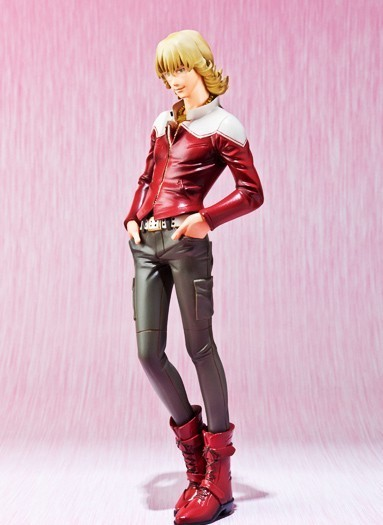 Tiger and Bunny Styling Barnaby Trading Figure Anime Licensed NEW