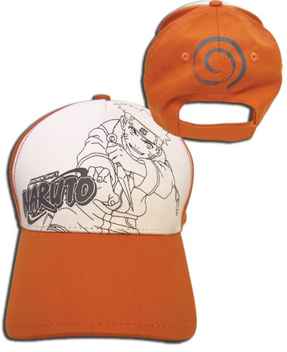 Naruto Adjustable Baseball Cap 2229