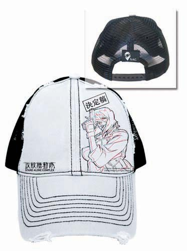 Ghost in the Shell Baseball Cap bc2223