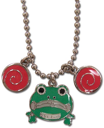 Naruto Frog Wallet Necklace nklc7822