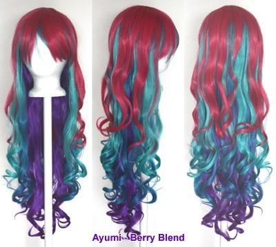 Ayumi - Berry Blend
