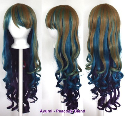 Ayumi - Peacock Blend