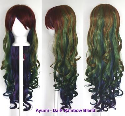 Ayumi - Dark Rainbow Blend