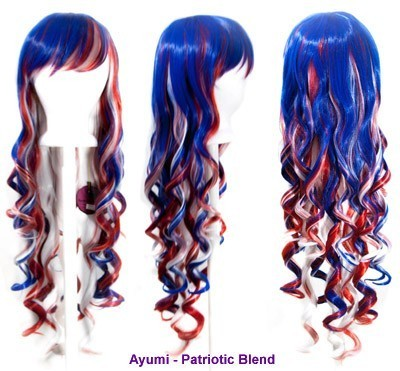 Ayumi - Patriotic Blend