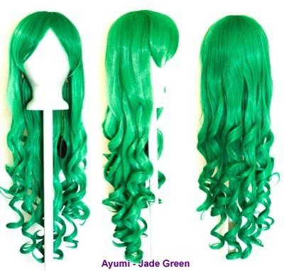 Ayumi - Jade Green
