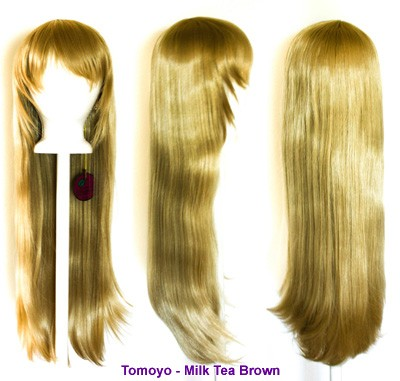 Tomoyo - Milk Tea Brown