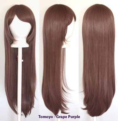Tomoyo - Grape Purple