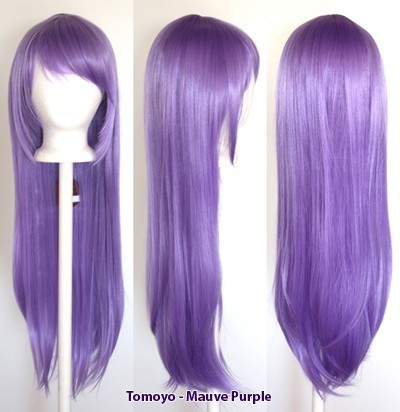 Tomoyo - Mauve Purple