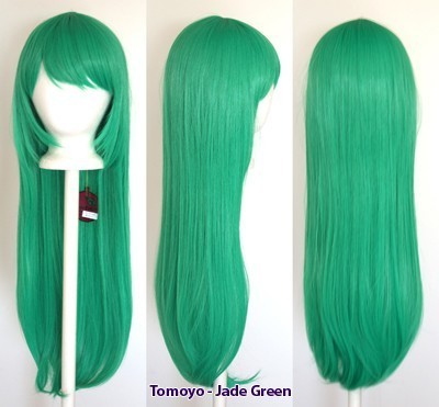 Tomoyo - Jade Green