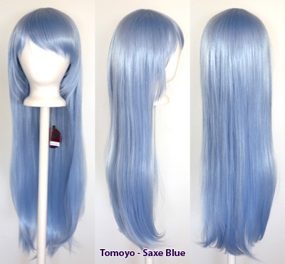 Tomoyo - Saxe Blue