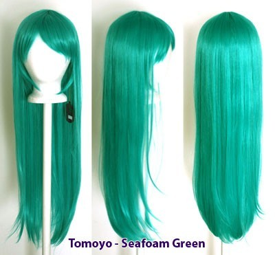 Tomoyo - Seafoam Green