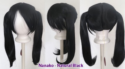 Nanako - Natural Black