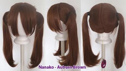 Nanako - Auburn Brown
