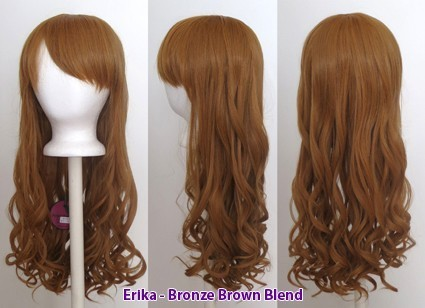 Erika - Bronze Brown Blend