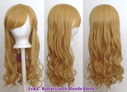 Erika - Butterscotch Blonde Blend