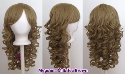 Megumi - Milk Tea Brown