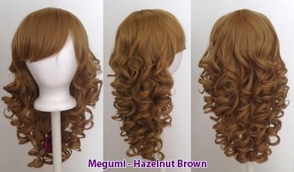 Megumi - Hazelnut Brown