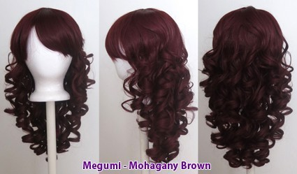 Megumi - Mohagany Brown