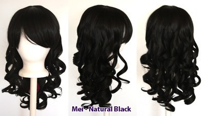 Mei - Natural Black