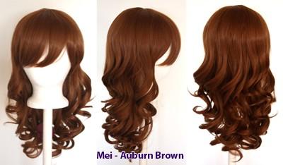 Mei - Auburn Brown