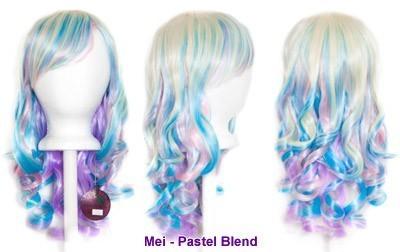 Mei - Pastel Blend