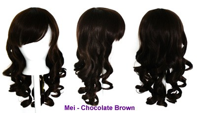 Mei - Chocolate Brown