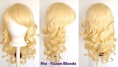 Mei - Flaxen Blonde