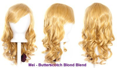 Mei - Butterscotch Blond