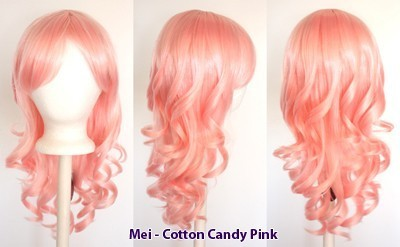Mei - Cotton Candy Pink