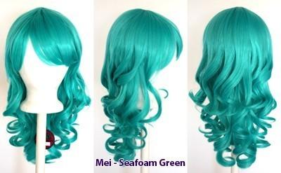 Mei - Seafoam Green