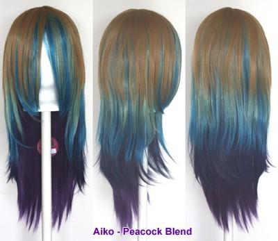 Aiko - Peacock Blend