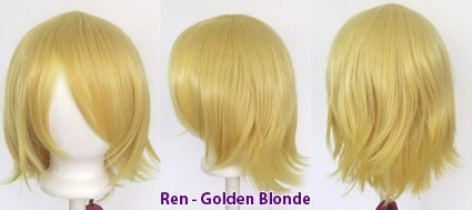 Ren - Golden Blonde