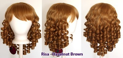 Risa - Hazelnut Brown