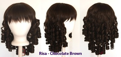 Risa - Chocolate Brown